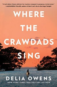 Where the Crawdads Sing - Delia Owens