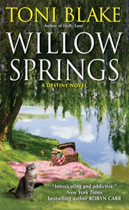 Willow Springs (Destiny, #5) - Toni Blake