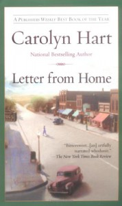 Letter From Home - Carolyn Hart