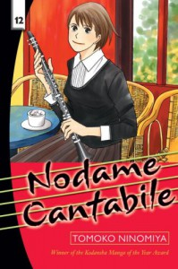 Nodame Cantabile, Vol. 12 - Tomoko Ninomiya