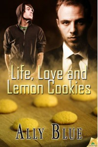 Life, Love and Lemon Cookies (Love's Evolution, #2) - Ally Blue