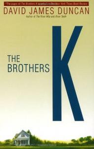 The Brothers K - David James Duncan