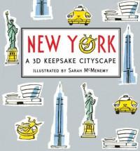 New York: A 3D Keepsake Cityscape - Sarah McMenemy