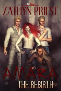 Amara: The Rebirth - Zathyn Priest