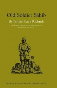 Old Soldier Sahib - Frank Richards