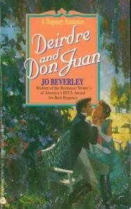 Deirdre and Don Juan - Jo Beverley