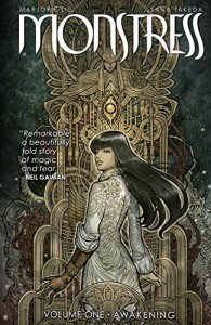 Monstress Vol. 1 - Sana Takeda, Marjorie M. Liu