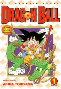 Dragonball (Volume 1) - Akira Toriyama