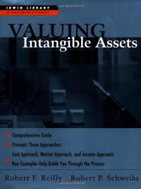 Valuing Intangible Assets - Robert F. Reilly, Robert P. Schweihs