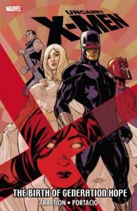 Uncanny X-Men: The Birth of Generation Hope - Matt Fraction, Whilce Portacio