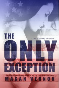 The Only Exception - Magan Vernon