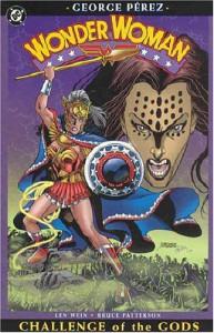 Wonder Woman, Vol. 2: Challenge of the Gods - George Pérez, Len Wein, Bruce Patterson