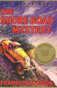 The Shore Road Mystery - Franklin W. Dixon, Walter S. Rogers