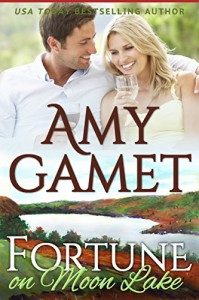 Fortune on Moon Lake (Love on the Lake Book 2) - Amy Gamet