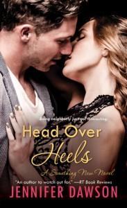 Head over Heels (A Something New Novel) - Jennifer Dawson