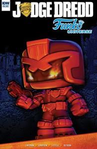 Judge Dredd: Funko Universe - Francesco Gaston, John Layman