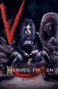 Heroes Haven Graphic Novel - Mario Simone