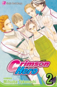 Crimson Hero, Volume 2 - Mitsuba Takanashi