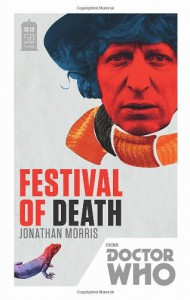 Festival of Death - Jonathan Morris