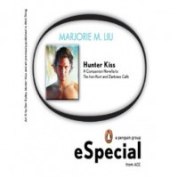 Hunter Kiss (Hunter Kiss, 0.5) - Marjorie M. Liu