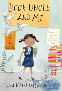 Book Uncle and Me - Julianna  Swaney, Uma Krishnaswami