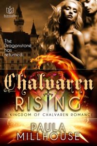 Chalvaren Rising - Paula Millhouse