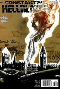 "Hellblazer #238 ""The smoke"" - Andy Diggle, Danijel Žeželj, Lee Loughridge"