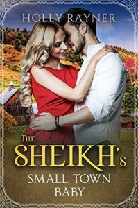 The Sheikh's Small Town Baby (Small Town Sheikhs Book 1) - Holly Rayner