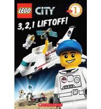 3, 2, 1, Liftoff! (Level 1) - Sonia Sander