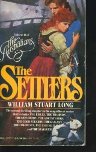 The Settlers (The Australians, Vol. 2) - William Stuart Long
