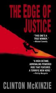 The Edge of Justice - Clinton McKinzie