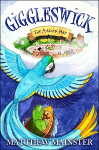 Giggleswick: The Amadán Map (Book 1) - Matthew Mainster, Lindsey S.M. Loegters