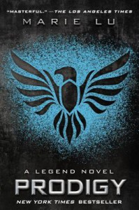Prodigy: A Legend Novel - Marie Lu