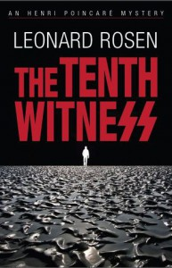 The Tenth Witness - Leonard Rosen