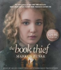 The Book Thief - Markus Zusak, Allan Corduner
