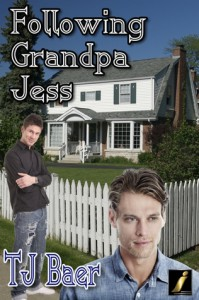Following Grandpa Jess - T.J. Baer