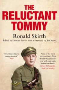 The Reluctant Tommy - Ronald Skirth, Duncan Barrett