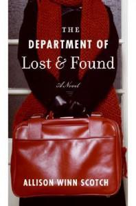 The Department of Lost & Found - Allison Winn Scotch