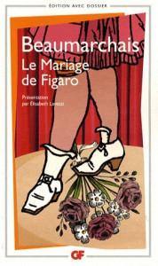 Le Mariage De Figaro - Pierre Augustin Caron de Beaumarchais