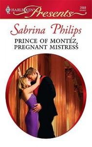 Prince of Montez, Pregnant Mistress - Sabrina Philips
