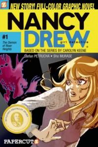 Nancy Drew #1: The Demon of River Heights (Nancy Drew Graphic Novels: Girl Detective) - Sho Murase, Stefan Petrucha