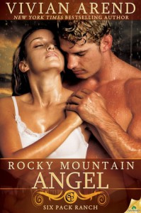 Rocky Mountain Angel - Vivian Arend
