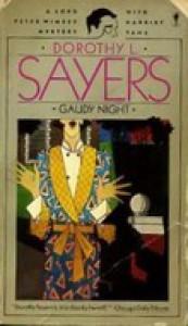Gaudy Night - Dorothy L. Sayers