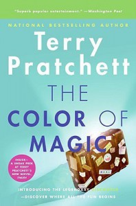 The Color of Magic (Discworld #1) - Terry Pratchett