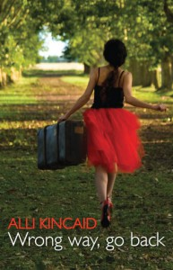 Wrong Way, Go Back - Alli Kincaid