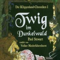Twig im Dunkelwald - Paul Stewart;Chris Riddell