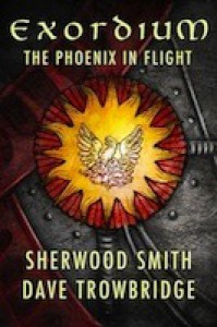 The Phoenix in Flight  - Sherwood Smith, Dave Trowbridge