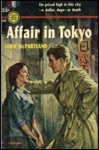 Affair in Tokyo - John McPartland
