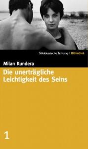 Die unerträgliche Leichtigkeit des Seins (SZ-Bibliothek, #1) - Milan Kundera, Susanna Roth