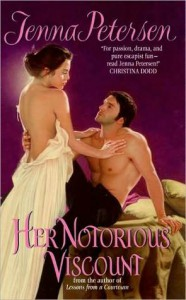 Her Notorious Viscount  - Jenna Petersen